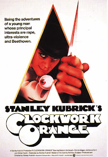 A Clockwork Orange (1971), Directed by Stanley Kubrick