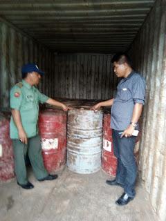 5,2 Ton Getah Pinus Siap Edar Berhasil di Gagalkan Oleh Polisi Kehutanan dan KLHK