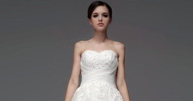 WhiteAzalea Elegant Dresses: Simple Elegant Wedding