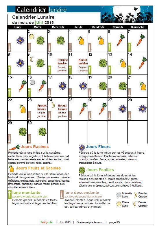 Calendrier Lunaire Graines Et Plantes Juin 2022 Calendrier Lunaire Mai 2019 Graines Et Plantes Rustica