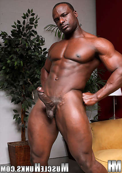 Huge Black Gay Men 118