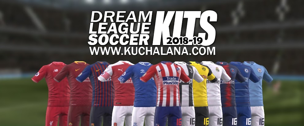 Dream League Soccer Kits 2018/2019
