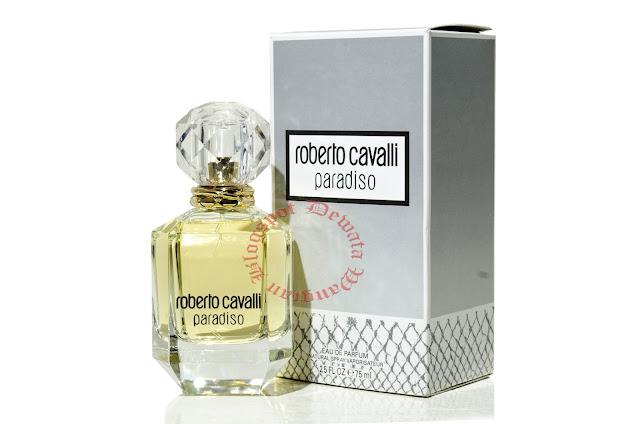 Roberto Cavalli Paradiso Tester Perfume