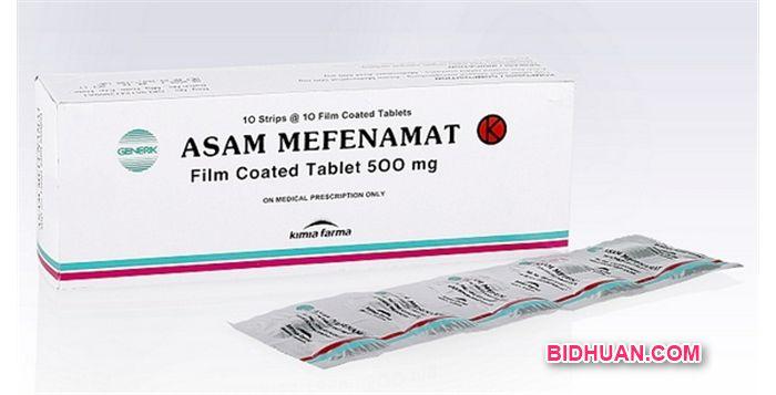 asam mefenamat untuk ibu hamil