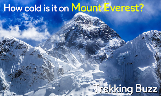 Mount Everest Summit Weather