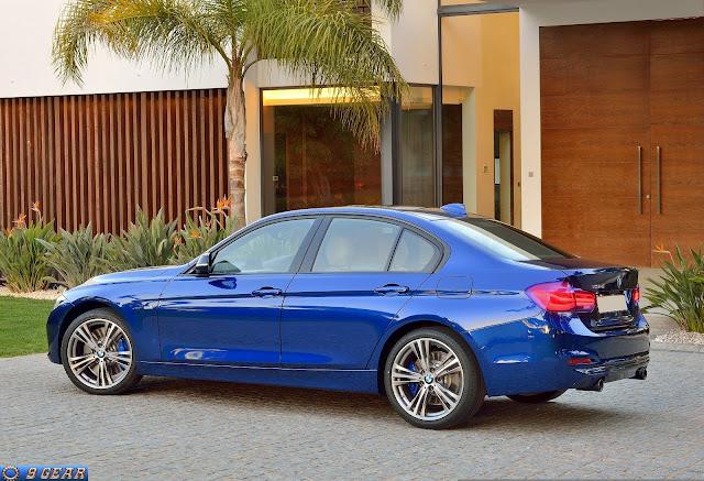 2016 Bmw 3 Series Sedan Model Sport Line Car Reviews New Car