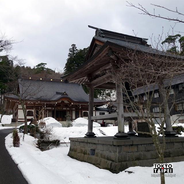 【林泉寺】攻春日山城前 先造訪上杉謙信修行過的寺院