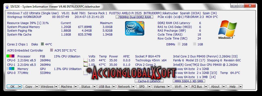 Completísima información acerca del hardware de tu PC