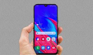 samsung A40 smartphone price