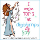 Top 3 @ Digi Stamps 4 Joy