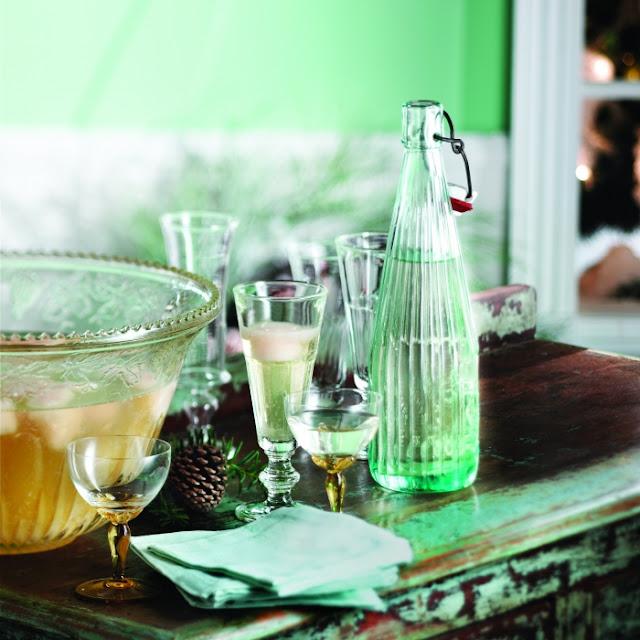 Maple-Citrus Vodka With Rosemary...