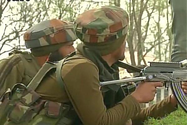 एक आतंकवादी के साथ तीन पत्थरबाज भी ठोंके गए तो  देश ठोंकने लगा सेना के जवानों को सलाम