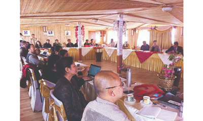 Darjeeling witnessed first ever round table conference on climate change