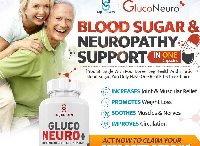 Gluco Neuro - Blood Sugar Stabilizer