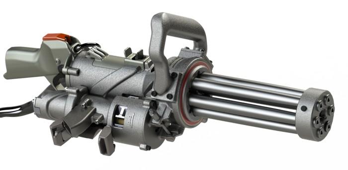 Мікроган XM556 дебютував на виставці SHOT Show 2017