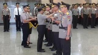 Pak Tito Resmi Lantik Irjen Idham Azis Sebagai Kapolda Metro Jaya