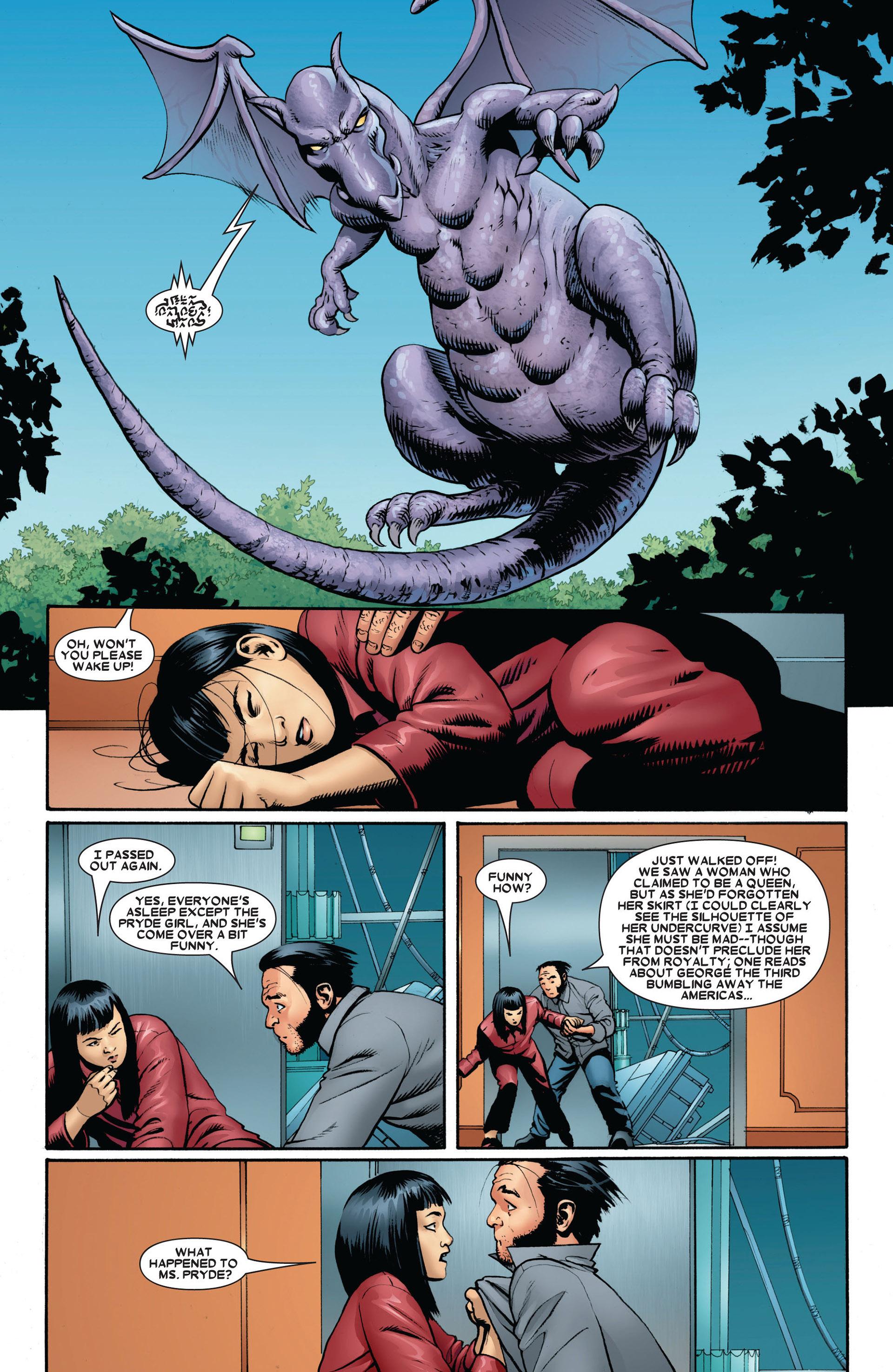 Read online Astonishing X-Men (2004) comic -  Issue #17 - 10