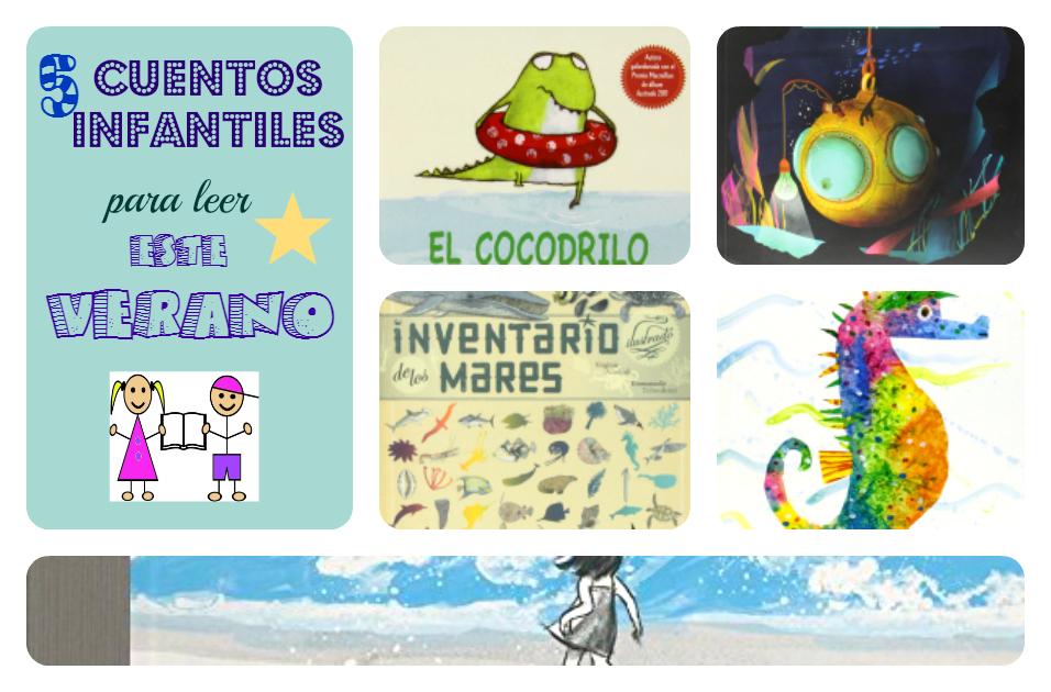 5 libros infantiles