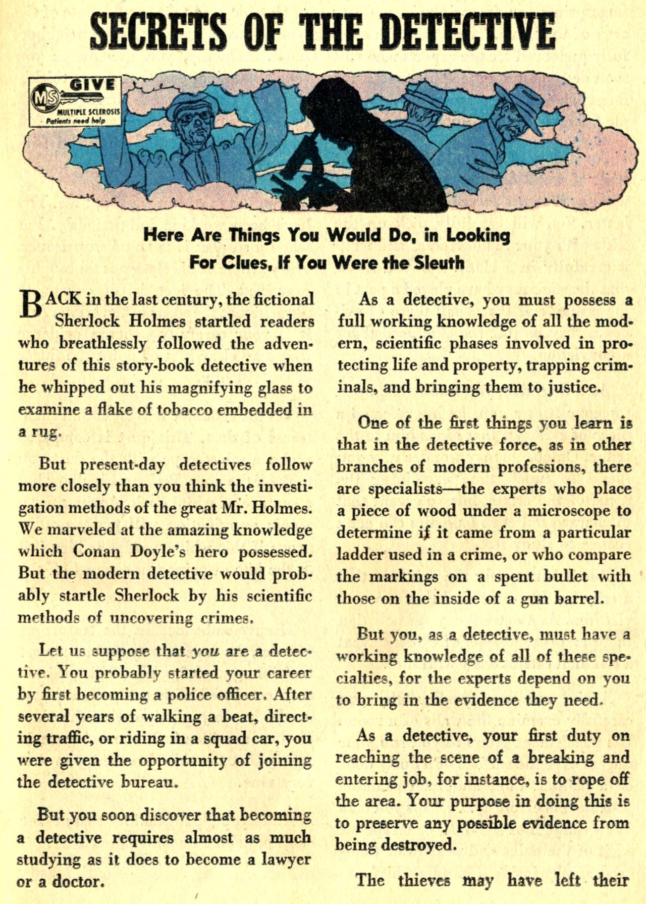 Detective Comics (1937) 232 Page 23