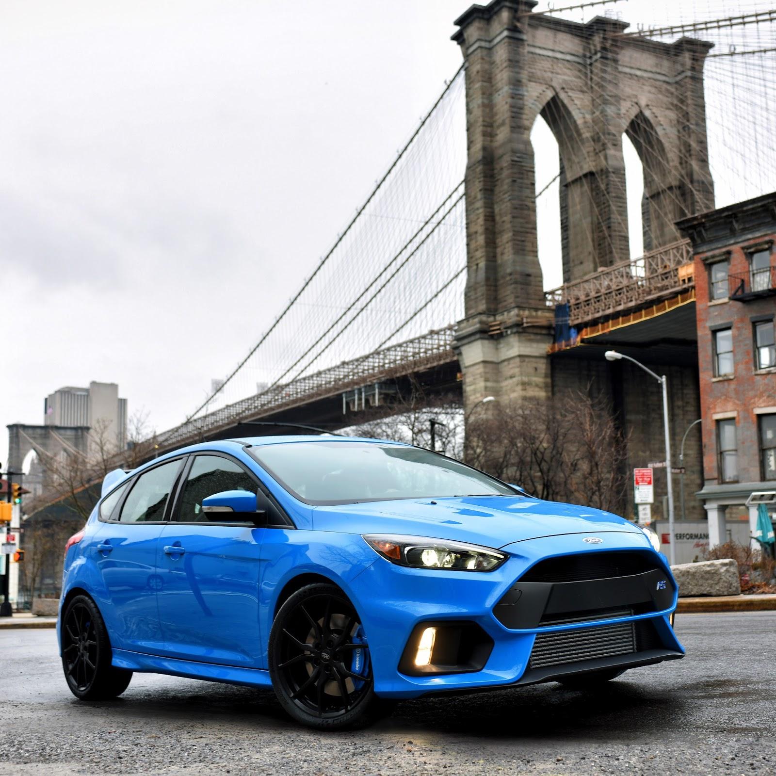FocusRS Δες το τετρακίνητο Ford Focus RS και την νέα Mustang παρέα με όλα τα Ford στην έκθεση αυτοκινήτου 2015