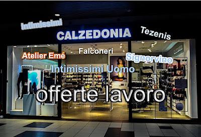 Offerte lavoro Calzedonia - adessolavoro.blogspot.com