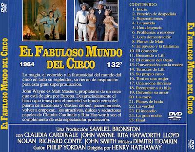 El fabuloso mundo del Circo - [1964]