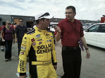 Dean with Reed Sorenson