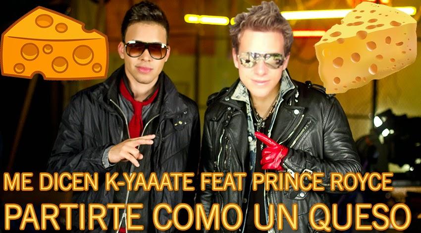 Prince Royce darte un beso humor parodia