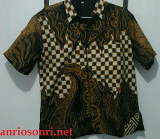 Batik Hasil HUnting di Pasar Setono