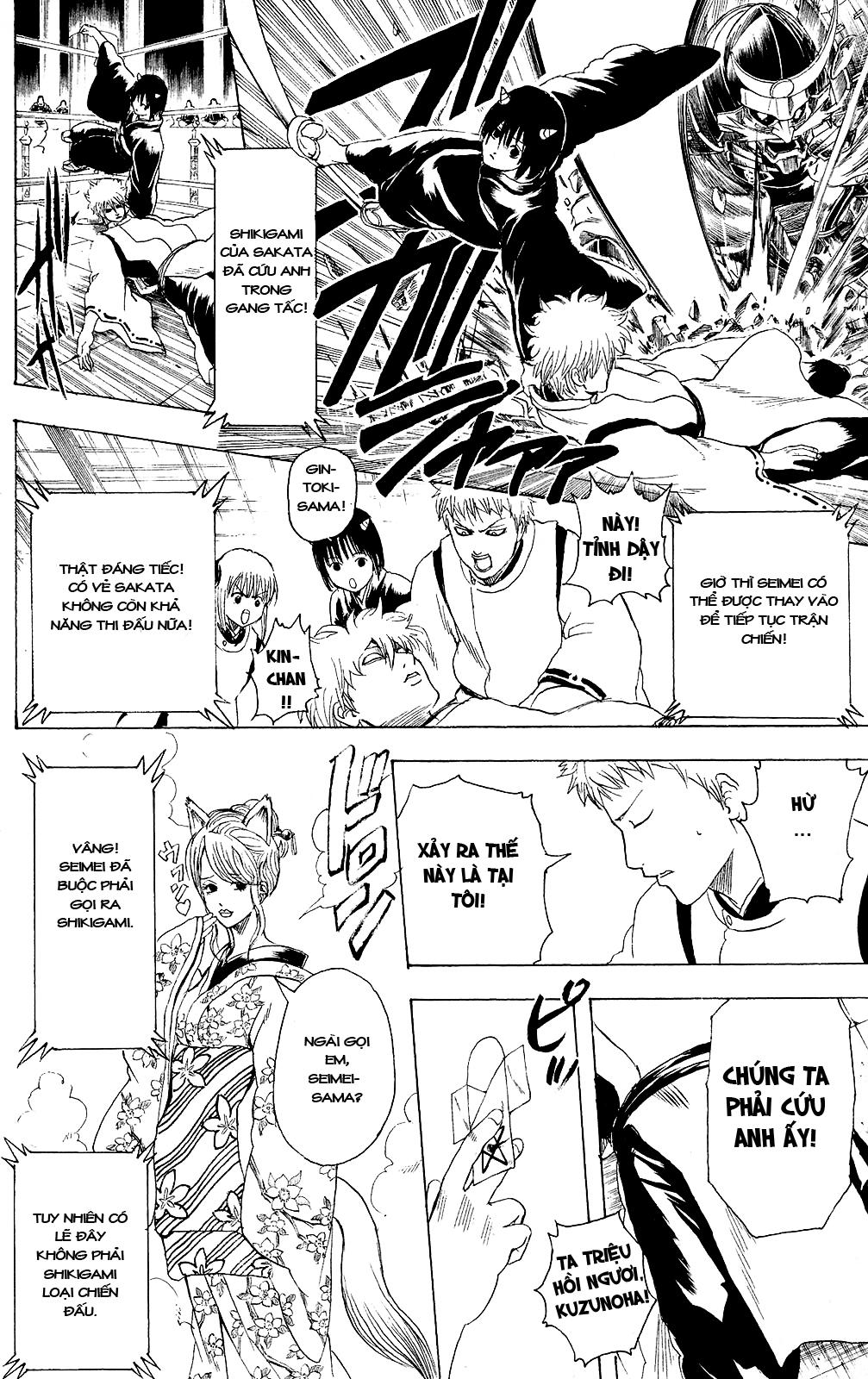 Gintama Chap 286 page 15 - Truyentranhaz.net