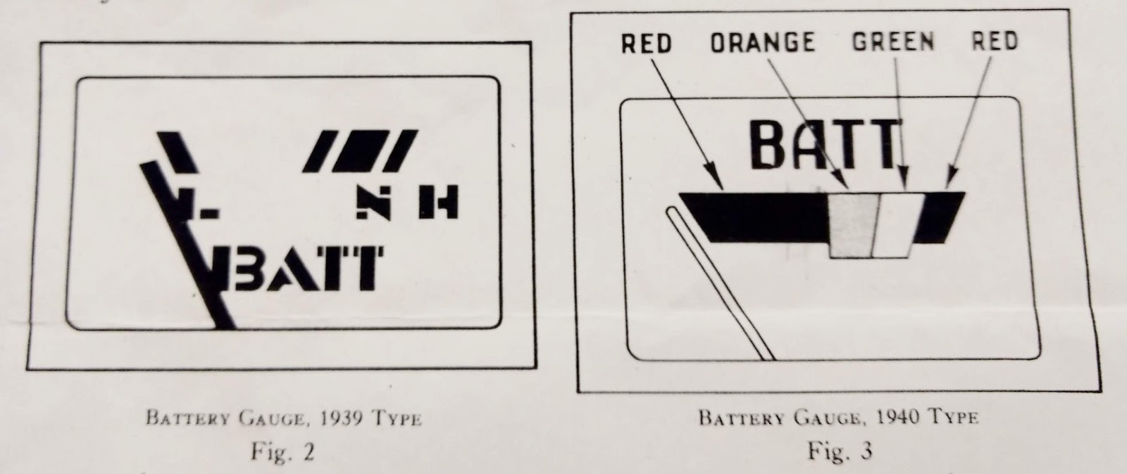 Garage Tech with Randy Rundle: 1939 / 1940 Ford Battery Gauge And