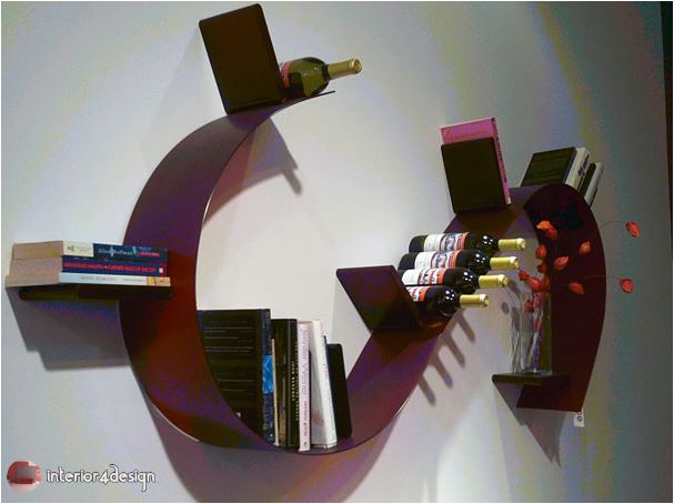 70 Best Bookshelf Designs 18