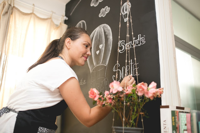 Revista OcaPop, Gomizz, Chalk board, mamãe sortuda, Mamãe Criativa, parede lousa, como fazer, diy, rack, toca, toca dos sonhos, Dione Lopes, Marina Fonseca Make Up, publicações mamãe sortuda
