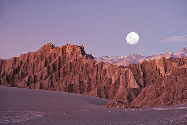 Atacama Desert,Chile.