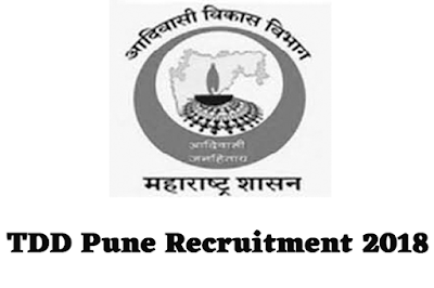 TDD Pune Recruitment 2018