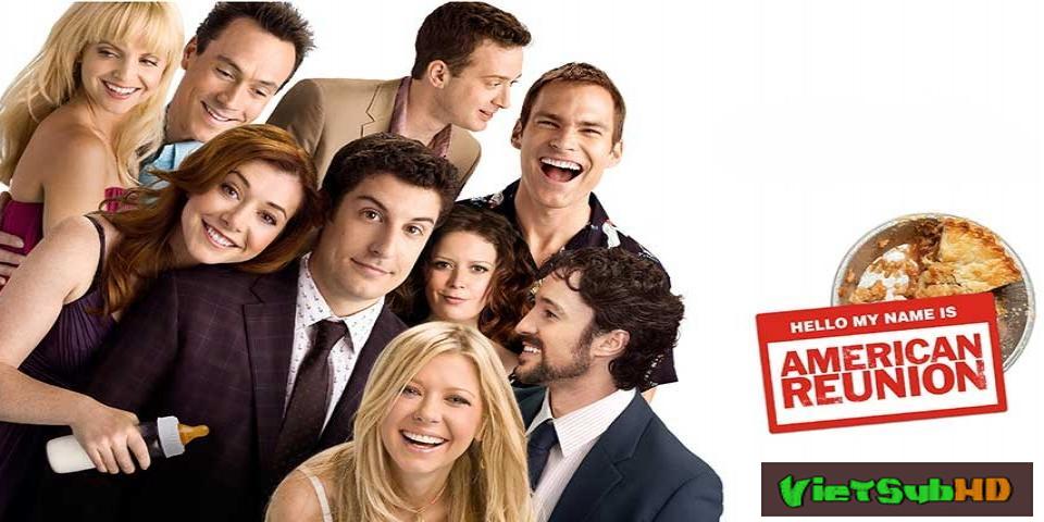 Phim Bánh Mỹ 8: Người Mỹ Hội Tụ VietSub HD | American Pie: American Reunion 2012