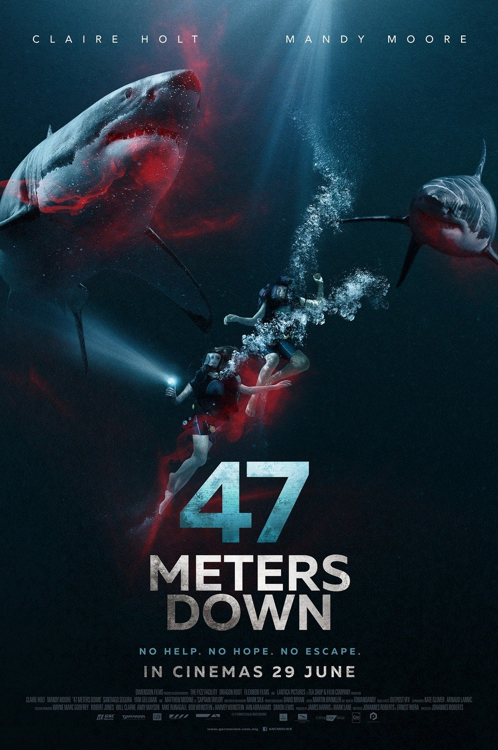47 Meters Down Legendado