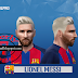 Face N Hair Lionel Messi White 2016 Winning Eleven 9