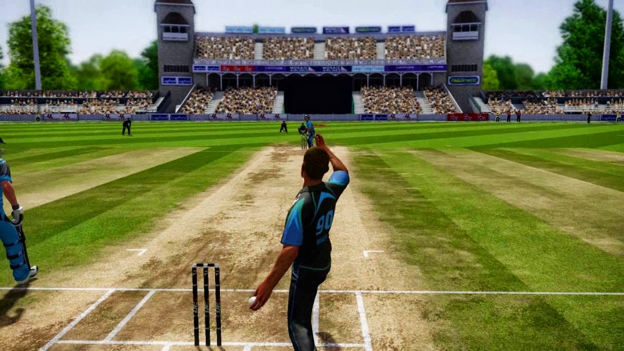 Free download real cricket 14 PC Game