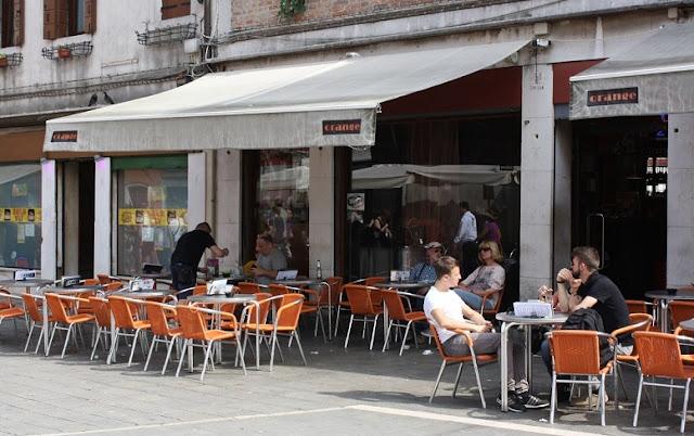 Visita aos bares em Dorsoduro em Veneza