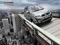 Fitur Unggulan Daihatsu New Terios Facelift