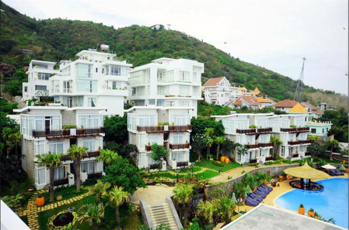 Khu nghỉ dưỡng Seaside Resort Vũng Tàu
