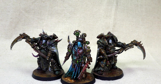 Nurgle Medical Research