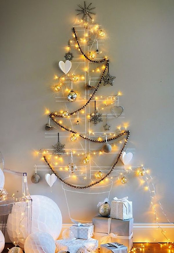 Deco Ideas Decorativas De Navidad Para Espacios Pequenos Decoracion - Ideas-decorativas-navideas