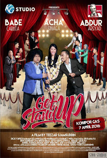 Get Up Stand Up (2016) TVRip