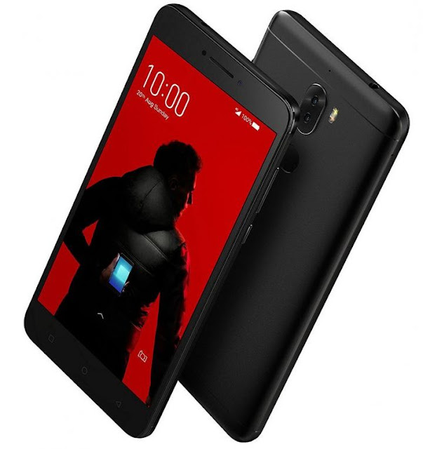 Coolpad Cool Play 6 Sheen Black Color Variant
