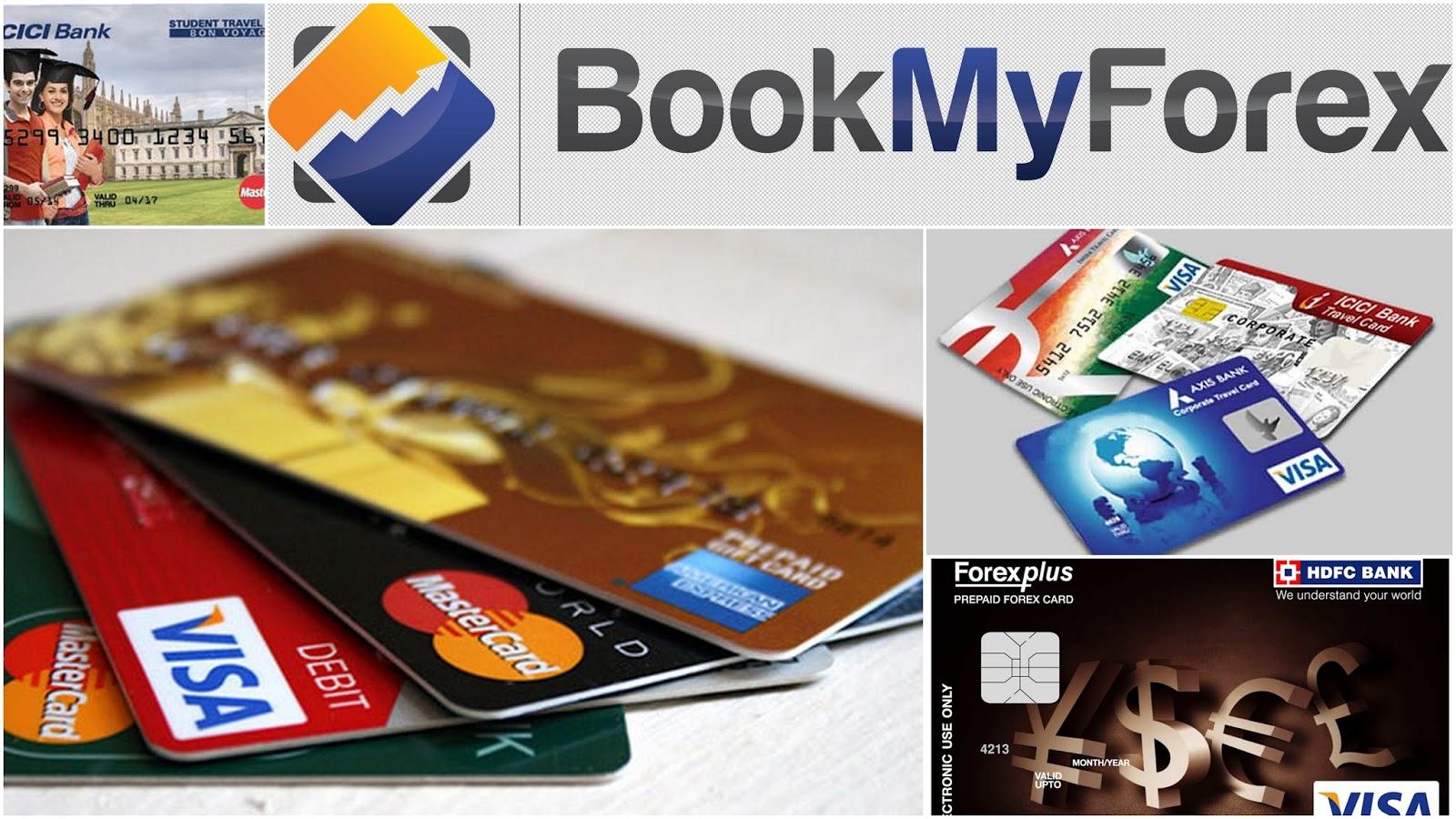 Prepaid forex card