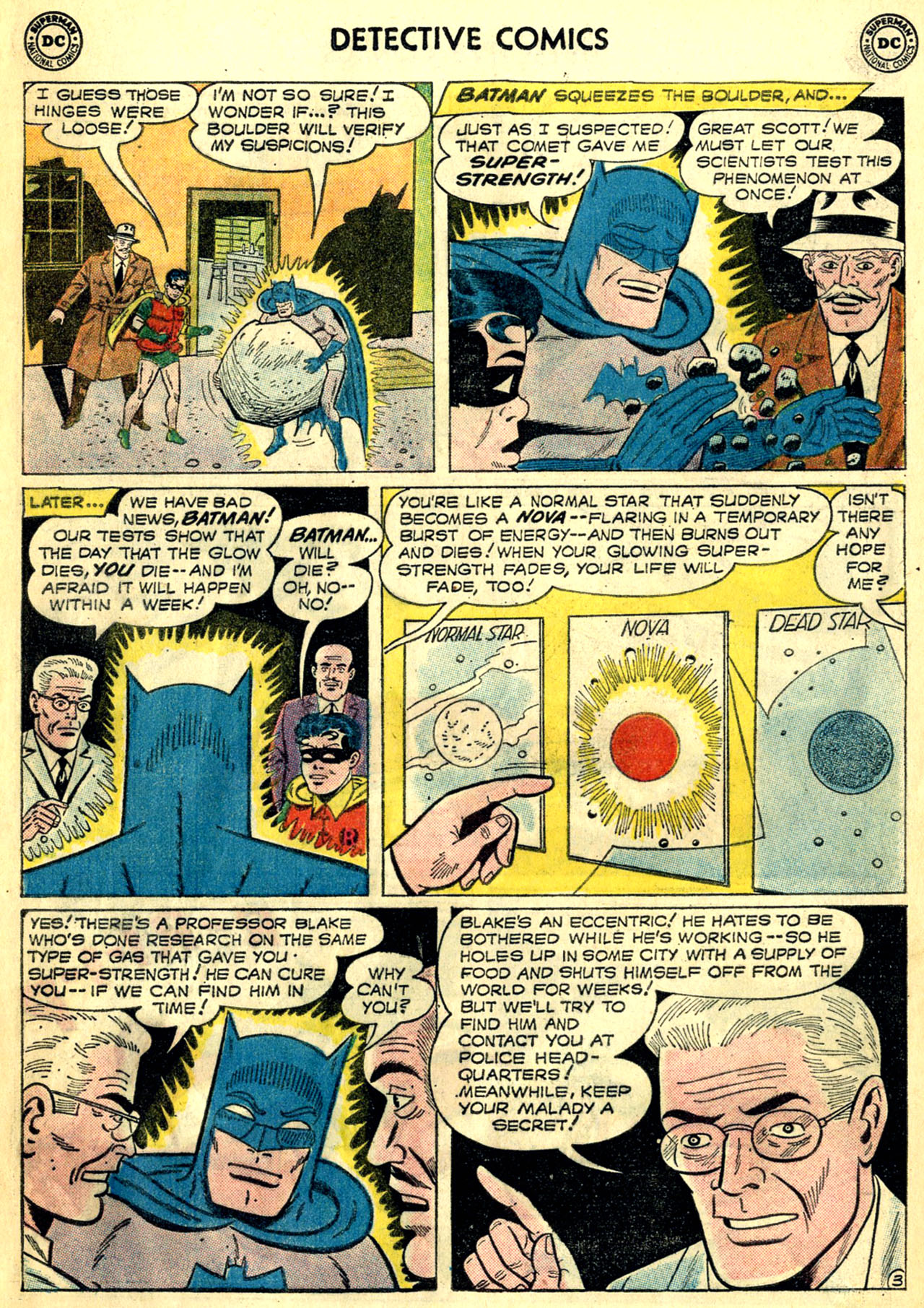 Read online Detective Comics (1937) comic -  Issue #268 - 5
