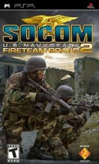 SOCOM U.S. Navy SEALs Fireteam Bravo 2 PSP ISO For Android