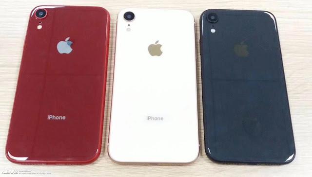 """شاهد : صور """"iPhone Xc"""" المسربة ببطاقة SIM مزدوجة"""